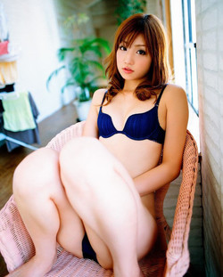 Model Yuko Ogura photos - part 3