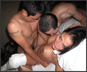 Swapping asian wife
