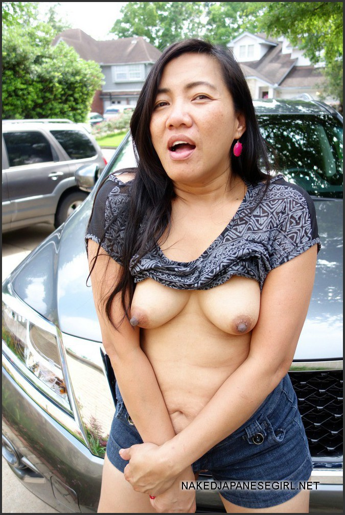 Chinese milf thick